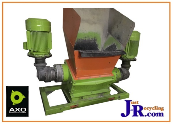 AXO Twin Shaft Shredder