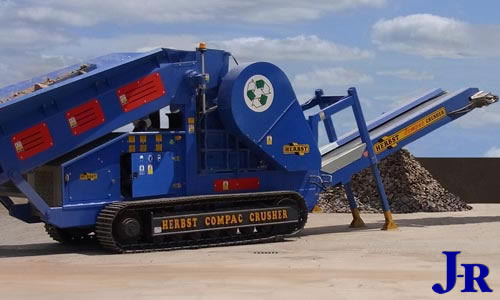 Z BRM C100 Tracked Crusher