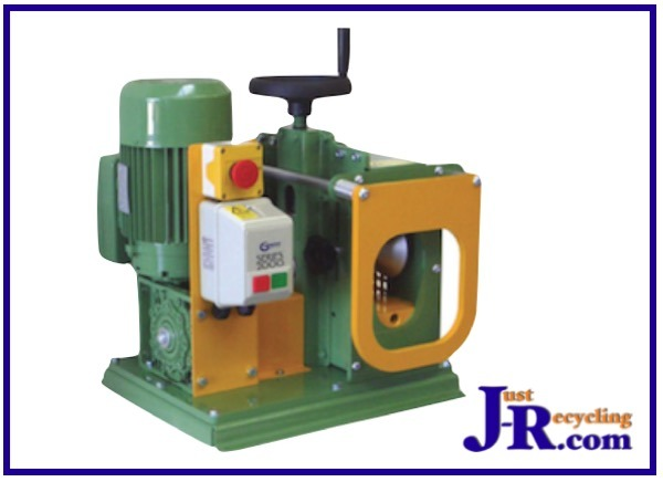 JR CS2000 Scrap Electric Cable Stripper