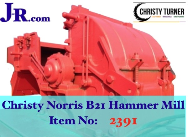 X Christy Norris Hammer Mill