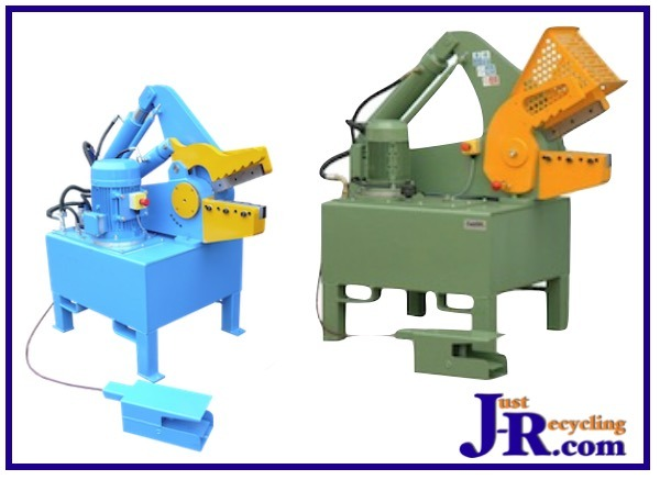 JR/DTX 300 Medium Duty Alligator Shear