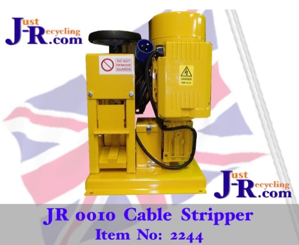 JR 0010 Scrap Electric Cable Stripper