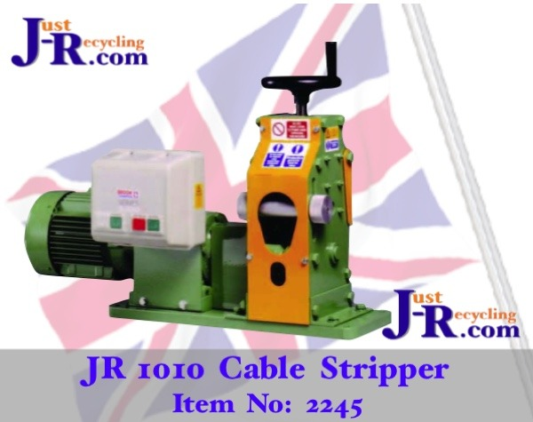 JR 1010 Scrap Electric Cable Stripper