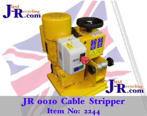JR 0010 Scrap Electric Cable Stripper