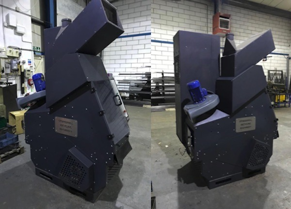 X Stokkermill 3000 Cable Granulator