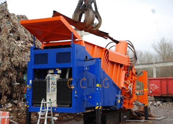 KYOTO CI 2000 Inclined Scrap Metal Shear