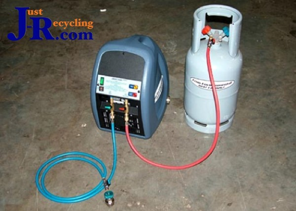 ELV Air Conditioning Fluid Extraction Unit