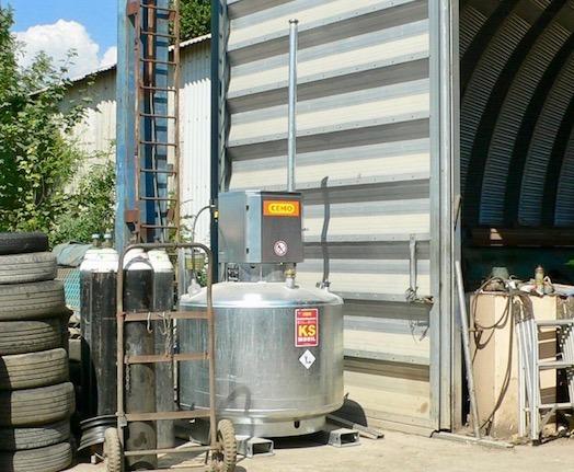 ELV Depollution MAXI System