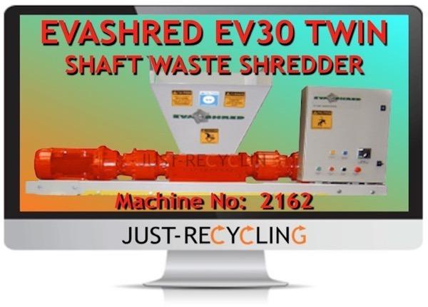 EVASHRED EV30 SHREDDER