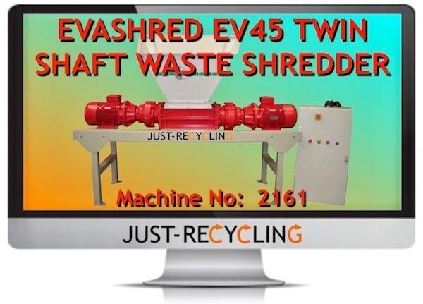 EVASHRED EV45 SHREDDER