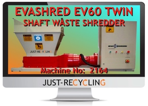 EVASHRED EV60 SHREDDER