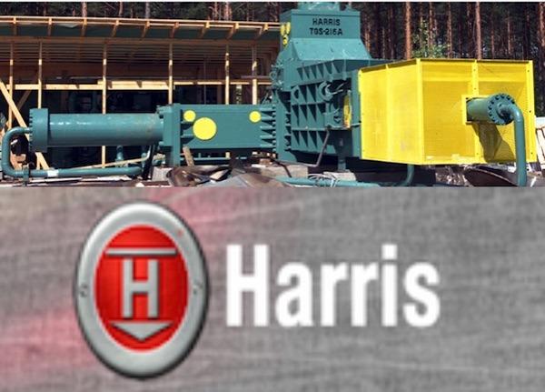 HARRIS TGS200 BALER