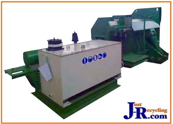 JR 1800 METALS BALER