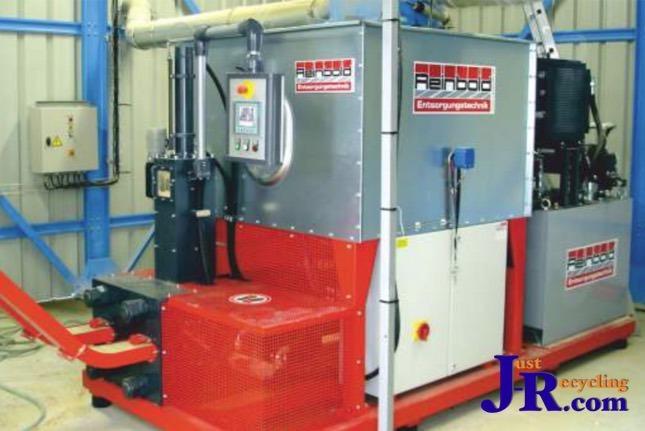 Reinbold RB400 Briquette Press