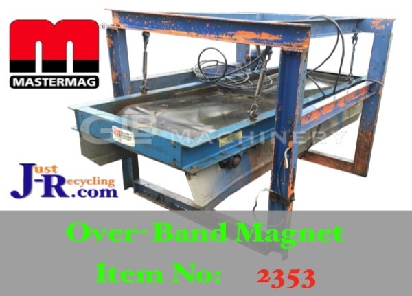 MASTERMAGNETS OVERBAND MAGNET