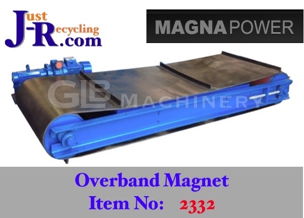 MAGNAPOWER OVERBAND MAGNET