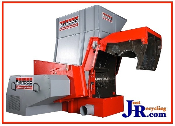 Reinbold AZR1000 Shredder