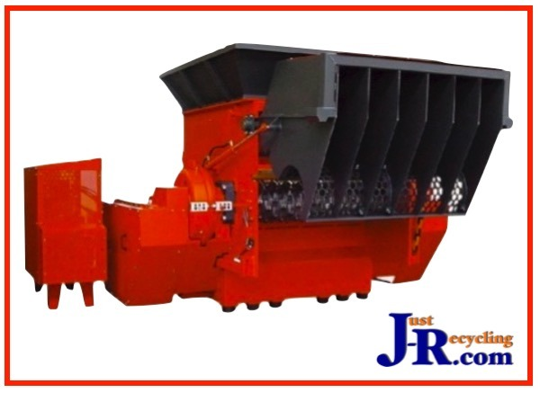 Reinbold AZR2000S Shredder