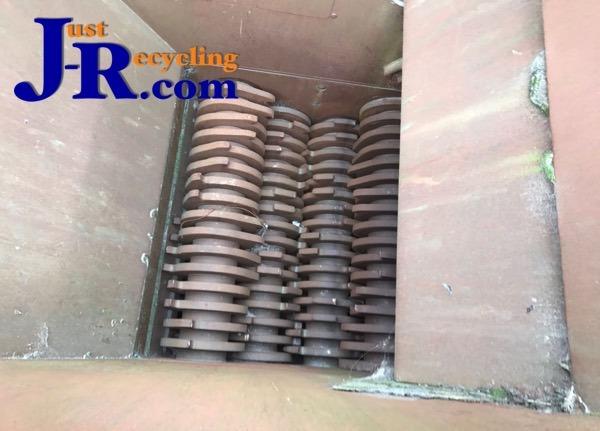 SSI 4 Shaft Waste Shredder