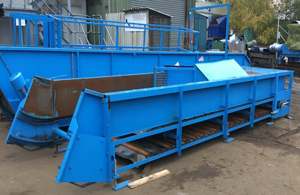 PAAL SWAN NECK CONVEYOR