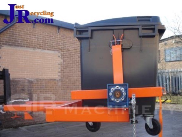 Wheelie Bin Lift and Tilt