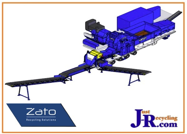 Zato Mobile Hammer Mill
