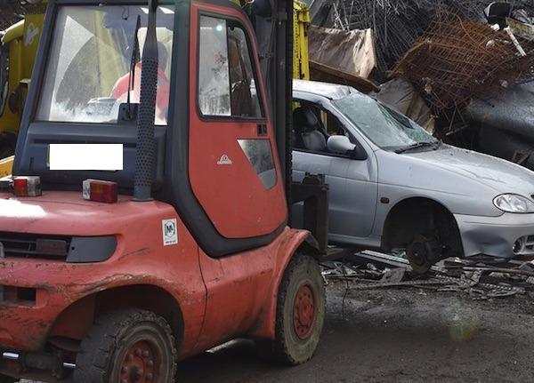 Chris Allsop Metals Recycling Ltd