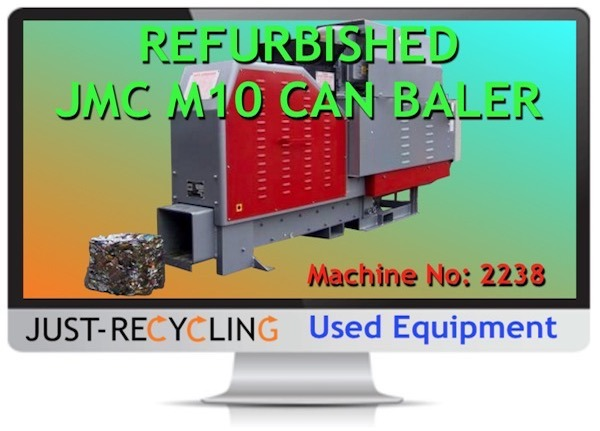 JMC MCINTYRE M10 CAN BALER