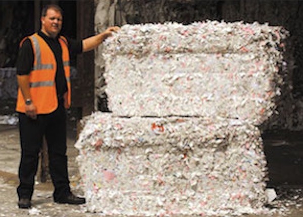 Paper Shredding Services on Just-Recycling