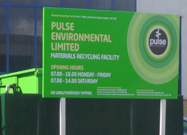Pulse Environmental at Just-Recycling