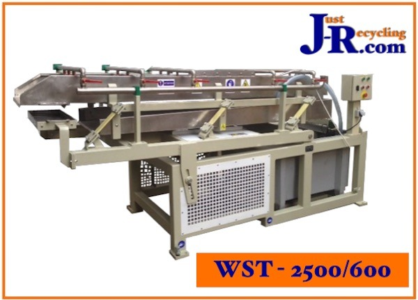2000/300 Water Separation Table
