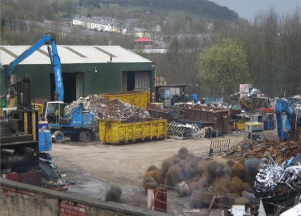 Frank Barnes Group Ltd on Just-Recycling