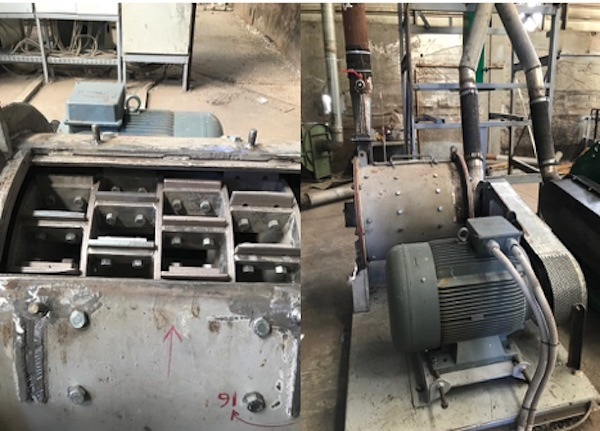 X Scrap Electric Cable Recycling Turbo Mills