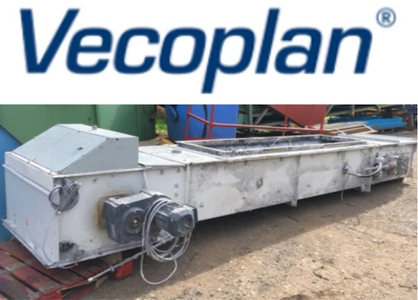 Vecoplan Out Feed Conveyor