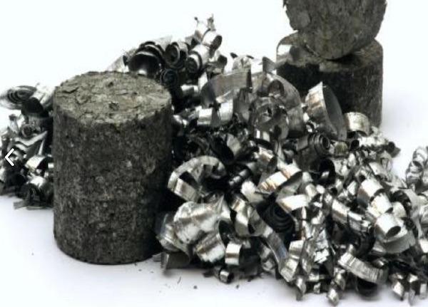 Violi Mini Brik Compactor Briquette Press
