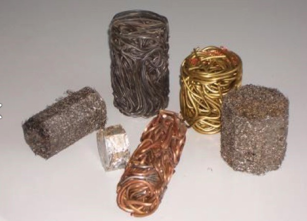 Violi Mini Metals Baler