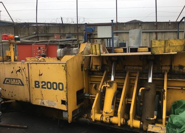 Colmar B2000 Metals Baler