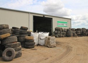 Envirotyre Tyre Recycling on Just-Recycling
