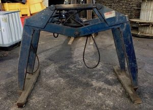 Fielden Hydraulic Brick Block Bale Clamp