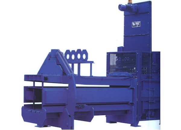 PAAL PGS 65-150V Channel  Baler
