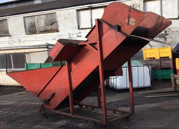 Automatic Tin Can Sorter