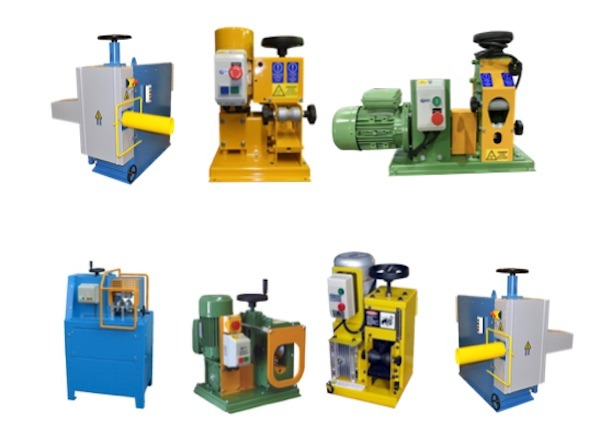 JR Scrap Electric Cable and Wire Stripper Range