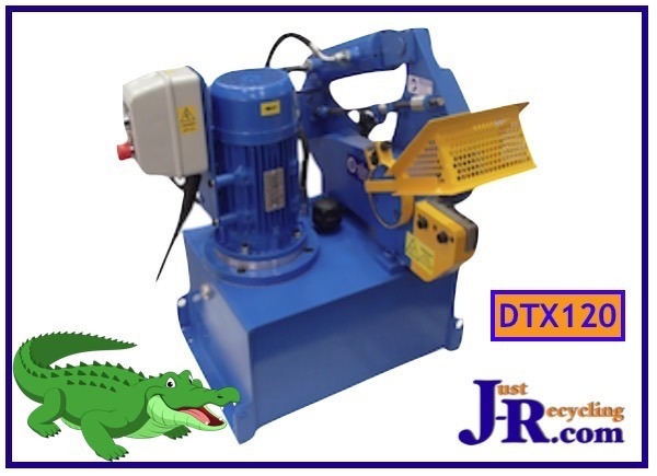 JR New Alligator Shear Range