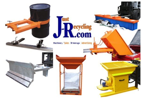 New Materials Handling Equipment Range