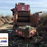 Bandit Beast 36-80 Mobile Shredder Grinder